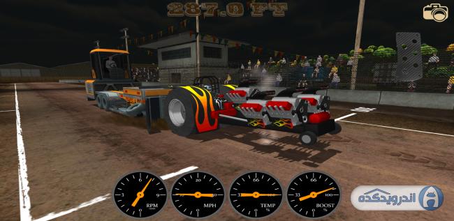 دانلود بازی ماشین های سنگین Pulling USA v1.10 اندروید – همراه دیتا + مود + تریلر