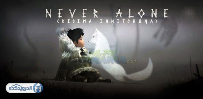 دانلود بازی تنهای تنها هرگز … Never Alone Kisima Ingitchuna v1.0.2 اندروید – همراه دیتا + تریلر