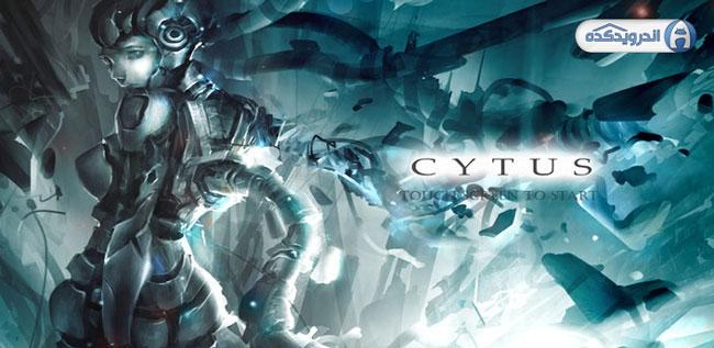 دانلود بازی سایتوس Cytus v8.0.2 اندروید – همراه دیتا + تریلر