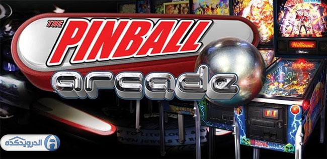 دانلود بازی پین بال Pinball Arcade v1.43.2 اندروید – همراه دیتا – آنلاک