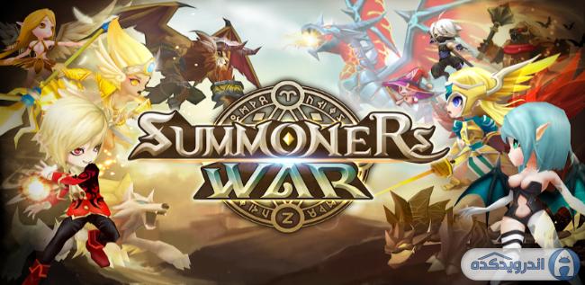 دانلود بازی نبرد احضار شدگان:جنگ آسمان Summoners War: Sky Arena v1.7.0 اندروید – تریلر