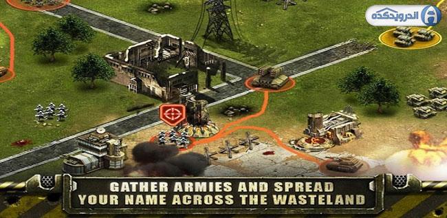 دانلود بازی استراتژی جنگ هادرون Hadron Wars v1.1.0.61.1 اندروید + تریلر
