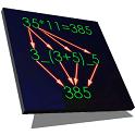 دانلود نرم افزار ترفندهای ریاضی Math Tricks v9.2 اندروید + تریلر