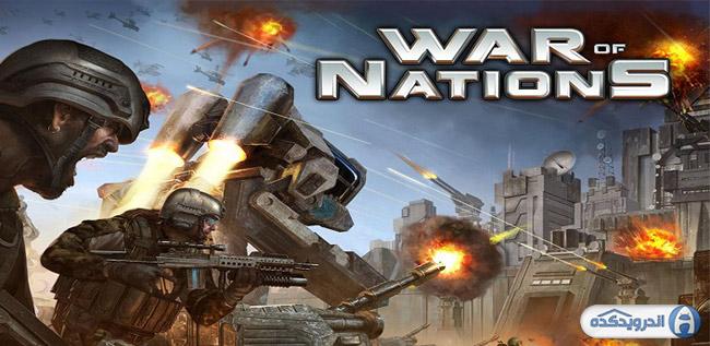 دانلود بازی نبرد ملت ها War of Nations: PvP Domination v2.3.0 اندروید – همراه تریلر