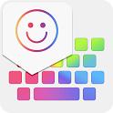 دانلود نرم افزار کیبورد من iKeyboard – emoji , emoticons v3.8.5 اندروید