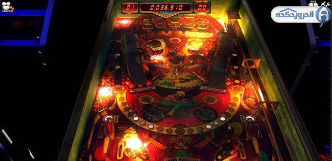 دانلود بازی پین بال Zaccaria Pinball v3.9.0 اندروید – همراه دیتا + تریلر