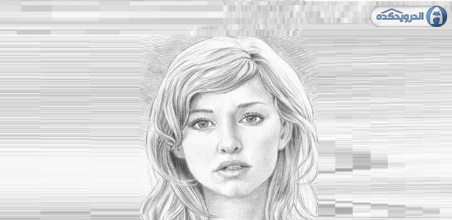 دانلود نرم افزار طراحی مداد Pencil Sketch v4.5.4 اندروید