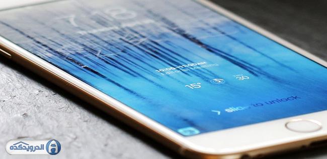 دانلود لاک اسکرین آی او اس ۹ Lock Screen OS 9 – Phone 6s 3.1 اندروید