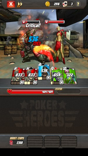 Poker heroes android