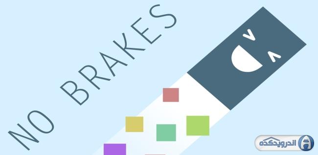 دانلود بازی بدون ترمز No Brakes v1.3.8 اندروید – همراه نسخه مود + تریلر