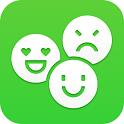 دانلود نرم افزار ساخت استیکر لاین LINE Ycon – make your emoticon v4.4.1 اندروید