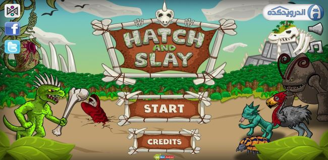 دانلود بازی کشت و کشتار Hatch and Slay v1.0.1 اندروید – همراه نسخه مود + تریلر