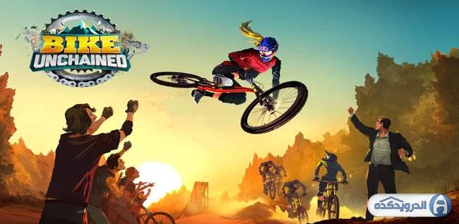 دانلود بازی دوچرخه سواری آزاد Bike Unchained v1.09 اندروید – همراه دیتا + تریلر