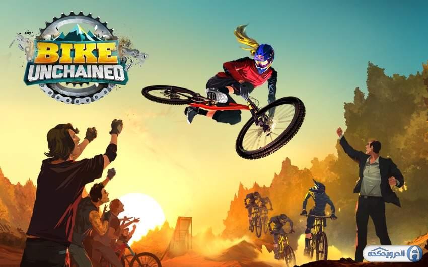 دانلود بازی دوچرخه سواری آزاد Bike Unchained v1.17 اندروید – همراه دیتا