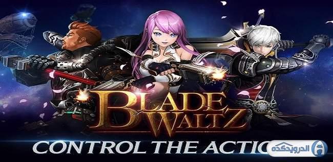 دانلود بازی شمشیر والس Blade Waltz v1.0.17 اندروید – همراه تریلر