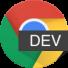 دانلود نرم افزار مرورگر گوگل کروم Chrome Dev v52.0.2723.0 اندروید