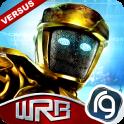 دانلود بازی مسابقه بوکس ربات ها Real Steel World Robot Boxing v33.33.925 اندروید – همراه دیتا + مود
