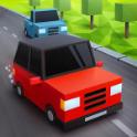 دانلود بازی ترافیک راش Blocky Cars: Traffic Rush v0.7 اندروید