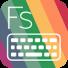دانلود نرم افزار کیبورد فلت رنگی Flat Style Colored Keyboard Pro v2.6.0 اندروید