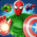 دانلود بازی نیروی ضربت مارول Mix+Smash: Marvel Mashers v20000 اندروید