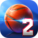 دانلود بازی بسکتبال Slam Dunk Basketball 2 v1.3.4 اندروید