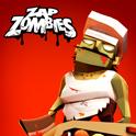 دانلود بازی کشتار زامبی ها : گلوله های مرگبار Zap Zombies: Bullet Clicker v1.0.7 اندروید + مود + تریلر
