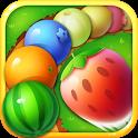 دانلود بازی پازلی پرتاب توپ Fruit Marble v1.6 اندروید