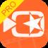 دانلود برنامه ویرایش فایل های ویدئویی VivaVideo Pro: HD Video Editor v4.5.8 اندروید