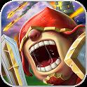 دانلود بازی آنلاین برخورد اربابان Clash of Lords v1.0.386 اندروید