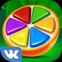 دانلود بازی زمین میوه ها Fruit Land match 3 for VK v1.14.0 اندروید – همراه نسخه مود + تریلر