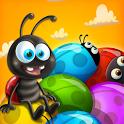 دانلود بازی کفشدوزک ها Bubble Buggie Pop v1.9 اندروید