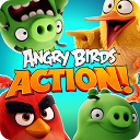 دانلود بازی اکشن پرندگان خشمگین Angry Birds Action! v2.3.0 اندروید – همراه دیتا + مود