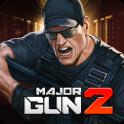 دانلود Major Gun : terror shooter v3.8.4 بازی تیراندازی برای اندروید – همراه نسخه مود