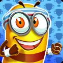 دانلود بازی زنبور عسل درخشان Bee Brilliant v1.30.1 اندروید – همراه نسخه مود + تریلر