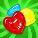 دانلود بازی زیبا و فکری Gummy Drop! v2.33.0 اندروید