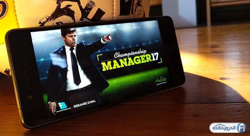 دانلود بازی مدیریت قهرمانی Championship Manager 17 v1.2.0.582 اندروید – همراه نسخه مود + تریلر