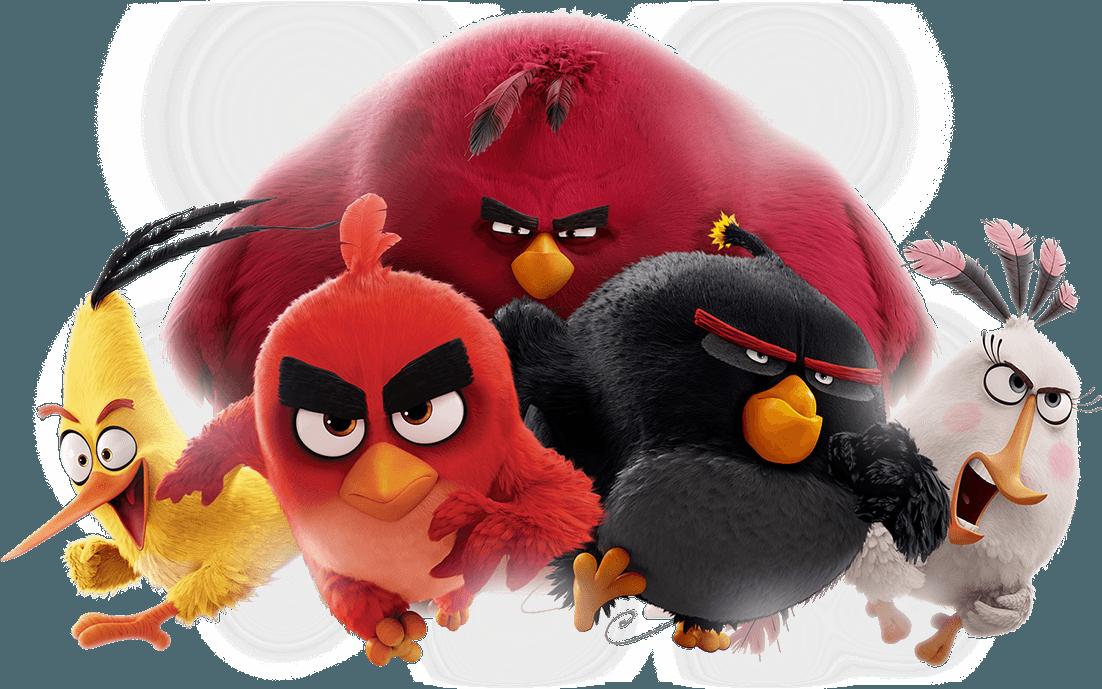 بازی Angry Birds 2 اندروید