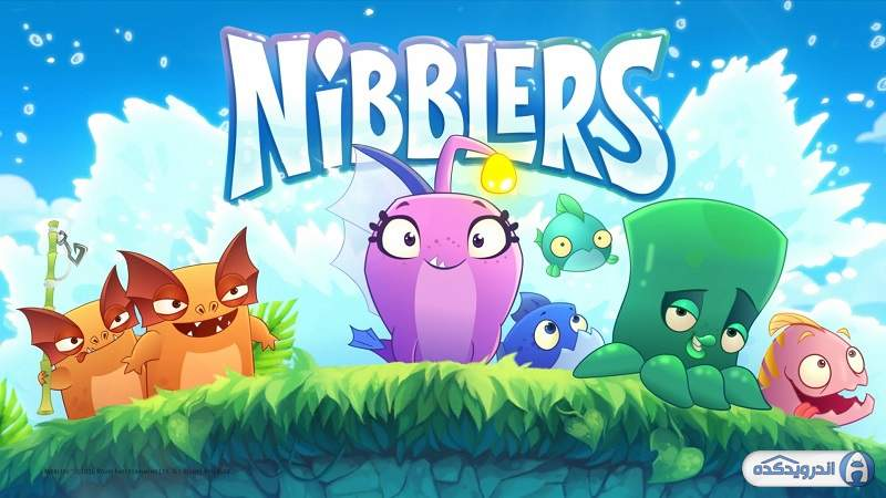 Fruit Nibblers