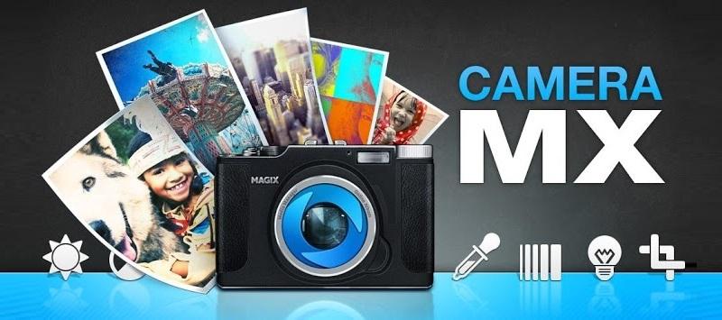 دانلود برنامه قدرتمند عکاسی Camera MX