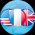 دانلود برنامه دیکشنری فرانسه انگلیسی French English Dictionary v6.14.4 اندروید