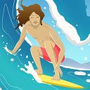 دانلود بازی موج بی پایان Go Surf – The Endless Wave v2.7.6 اندروید