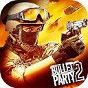 دانلود Bullet Party CS 2 : GO STRIKE 1.1.7 بازی مهمانی گلوله اندروید+ مود