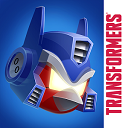 دانلود بازی پرندگان خشمگین Angry Birds Transformers v1.22.4 اندروید با دیتا + مود