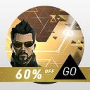 دانلود بازی جذاب و زیبا Deus Ex GO 2.1.77268 اندروید با دیتا+مود+تریلر