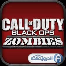 دانلود Call of Duty: Black Ops Zombies v1.0.8 بازی کال آف دیوتی اندروید