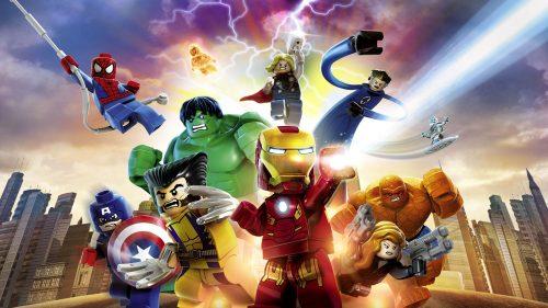 دانلود بازی LEGO Marvel Super Heroes v1.11.4 برای اندروید + دیتا + مود