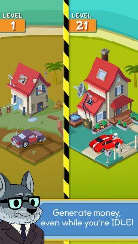 دانلود Taps to Riches v1.9 بازی رسیدن به ثروت برای اندروید – همراه نسخه مود