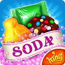 دانلود Candy Crush Soda Saga v1.88.9 بازی آب نبات شکلاتی اندروید – همراه نسخه مود