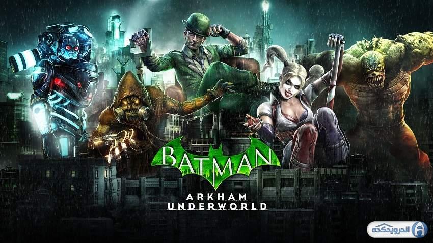 Batman: Arkham Underworld