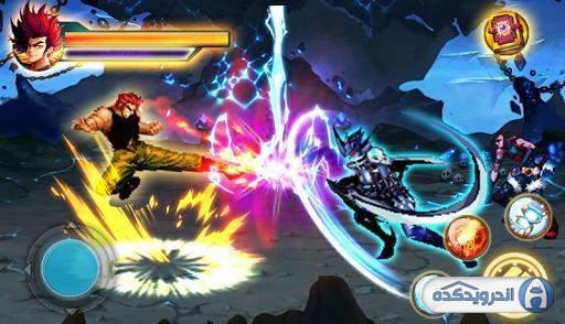دانلود Chaos Street Fighting Ⅱ  بازی مبارزه خیابانی۲ اندروید